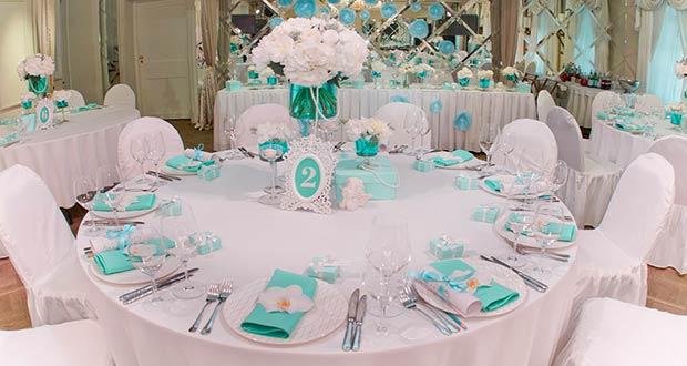 Святковий весільний стіл 2020