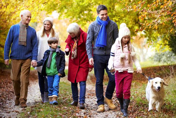 Батьки разом з дітьми на шкільних канікулах 2019-2020