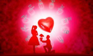 Любовний гороскоп на 2020 рік