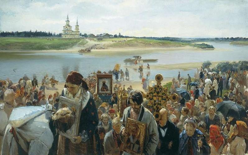 Традиції святкування Пасхи в Україні