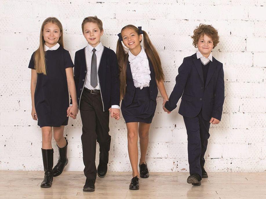 Модна шкільна форма 2019-2020 для школярів України