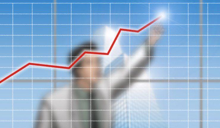 Позитивна тенденція зростання в українській економіці