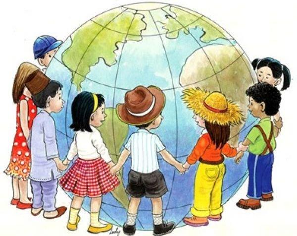 Історія появи свята по захисту дітей в усьомі світі