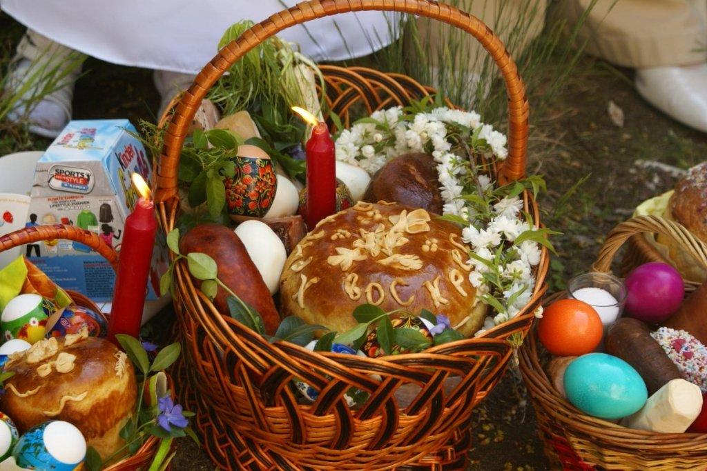 Коли святити паски і фарбувати яйця в 2020 році
