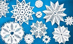 Сніжинки на Новий рік 2020 своїми руками