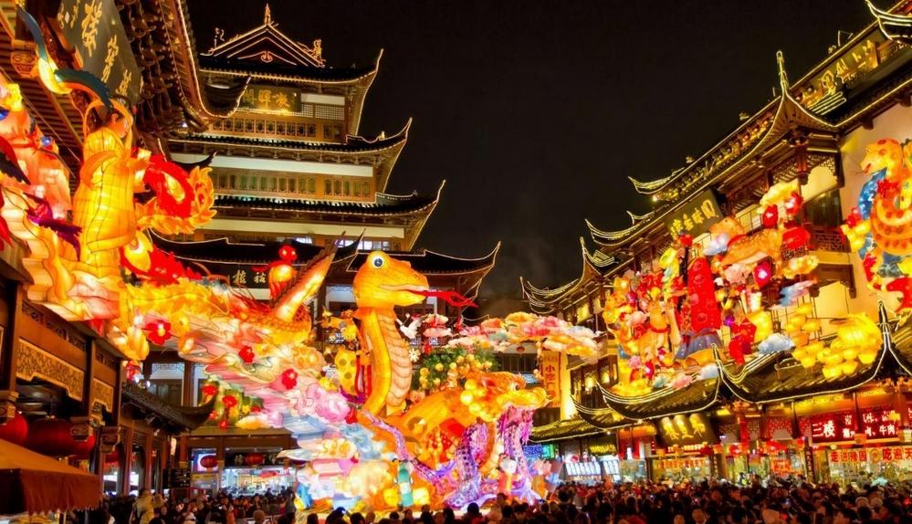 Китайский Новий рік в 2020 році