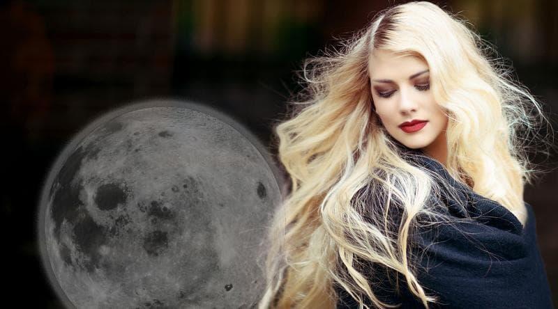 Вплив місячних циклів на ріст волосся в 2020 році