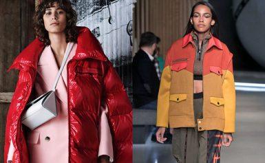 Стильні куртки і пуховики осінь-зима 2019-2020