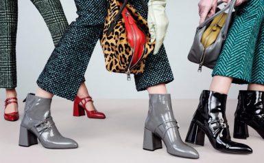 Жіночі туфлі осінь-зима 2019-2020: основні тенденції
