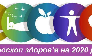 Гороскоп здоров'я на 2020 рік для всіх знаків зодіаку