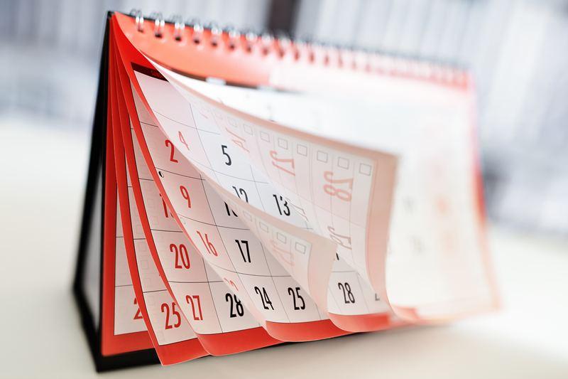 Календар вчителя на 2019-2020 навчальний рік