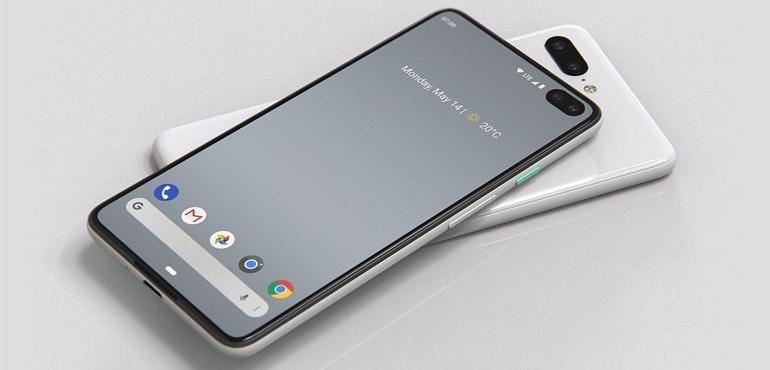 Смартфон 2020 року - Google Pixel 4