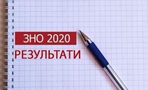 Коли будуть відомі результати ЗНО-2020