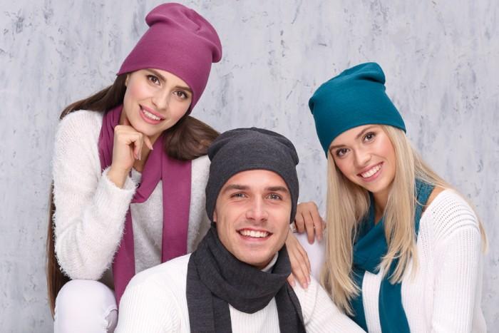 Фото модних жіночих та чоловічих шапок осінь-зима 2019-2020
