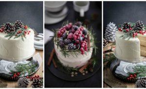 Смачні торти на Новий рік 2020: рецепти з фото