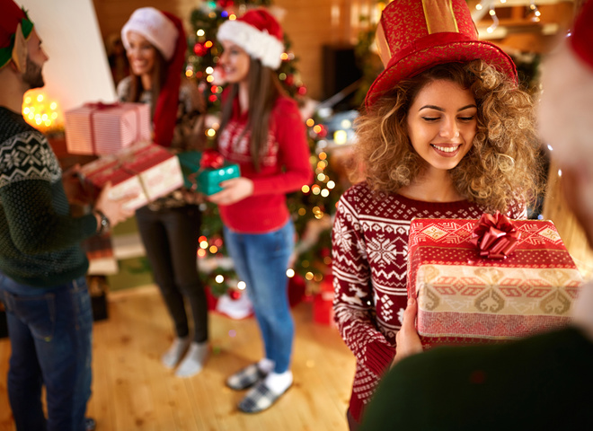 Креативні і недорогі подарунки на Новий рік 2020