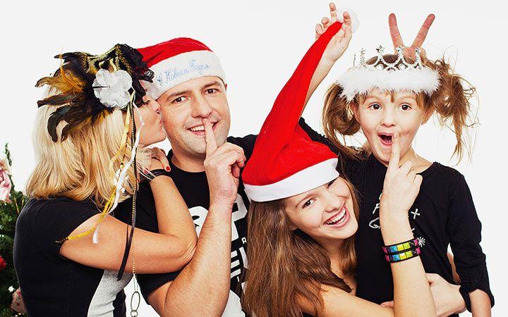 Весела вікторина до Нового року 2020 всією сім'єю