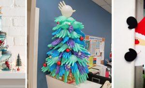 Як прикрасити офіс на Новий рік 2020 своїми руками: ідеї декору