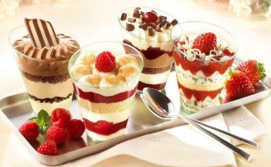 Прості і смачні десерти на Новий рік 2020