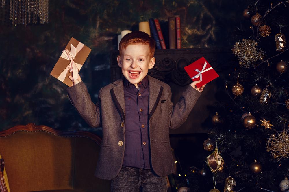 Новорічні подарунки для дітей на Новий рік 2020