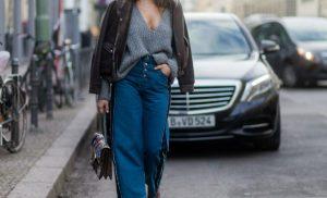 Модні жіночі джинси на осінь-зиму 2021-2022 рр