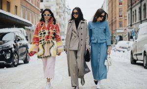 Вулична мода на осінь-зиму 2021-2022 рр.