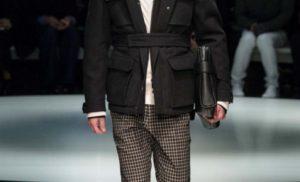 Чоловіча мода на осінь-зиму 2021-2022 рр.