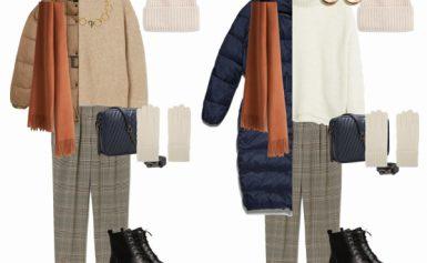 Модний базовий гардероб на зиму 2021-2022
