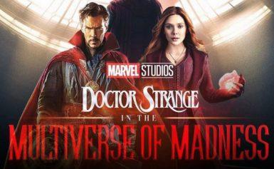 Доктор Стрендж і Мультивсесвіт божевілля — фільм 2022 року