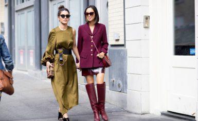 Модні офісні сукні на осінь-зиму 2021-2022