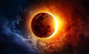 Затемнення у 2022 році: сонячні і місячні