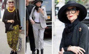 Як стильно одягатися жінці після 60 років