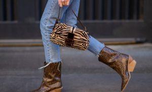 Модні жіночі чоботи на осінь-зиму 2021-2022