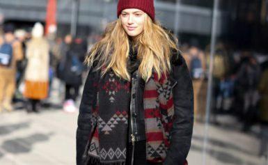 Модні шапки на осінь-зиму 2021-2022 рр.