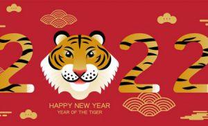 Новий рік 2022 за Східним календарем