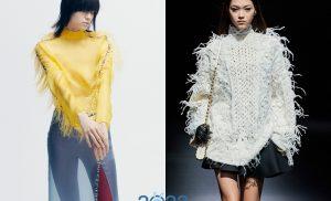 Модні светри осінь-зима 2021-2022