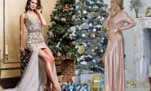 Новорічні сукні 2022 року