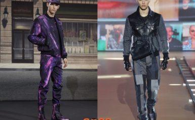 Чоловічі куртки осінь-зима 2021-2022