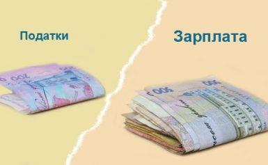 Які податки сплачуються з зарплати в Україні (2021-2022)