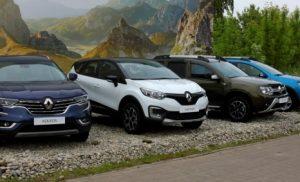 Новинки Renault 2021-2022