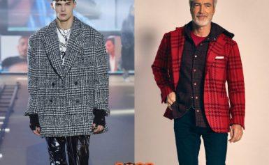 Чоловічий одяг осінь-зима 2021-2022
